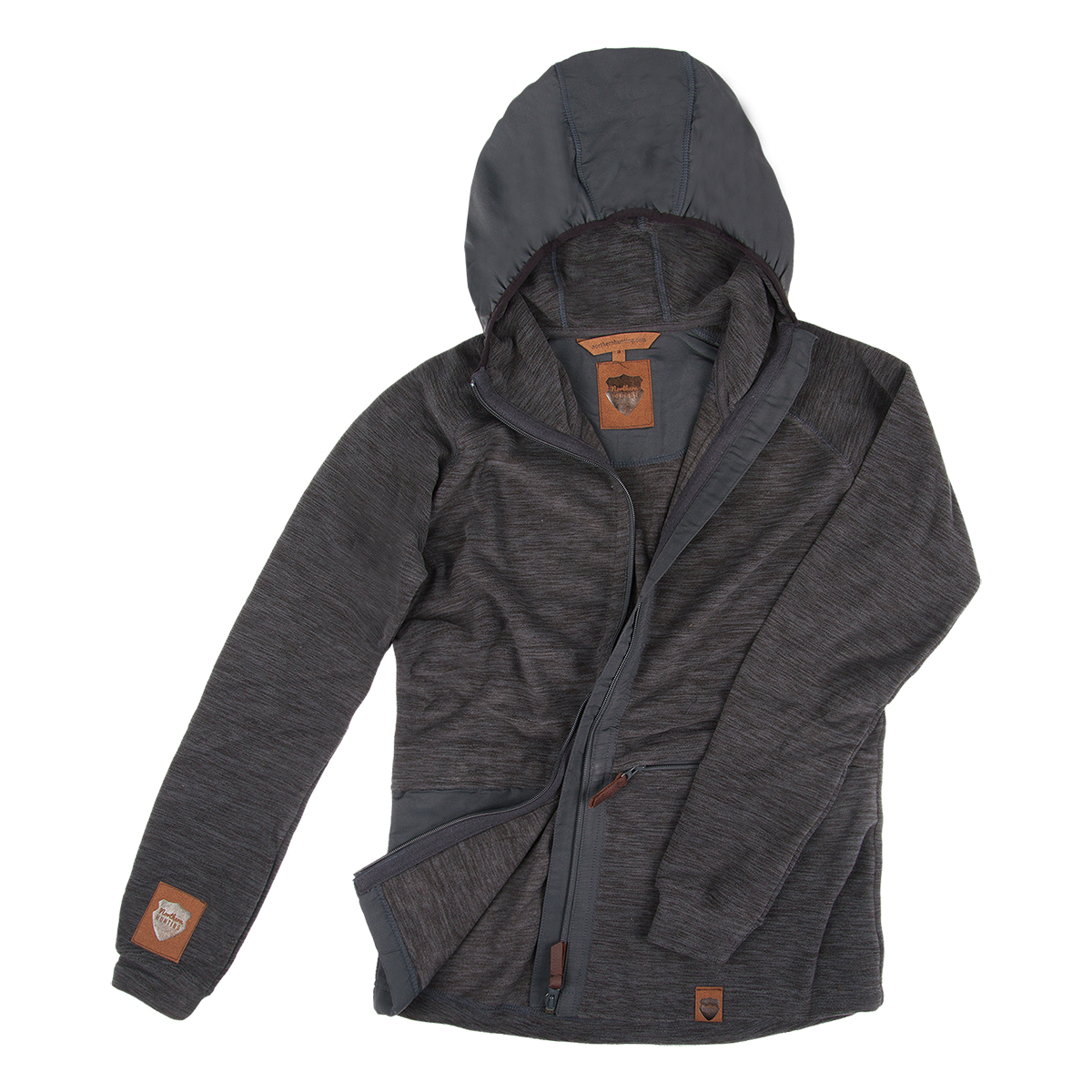 Northern Hunting Herren-Fleecejacke Ask im Pareyshop