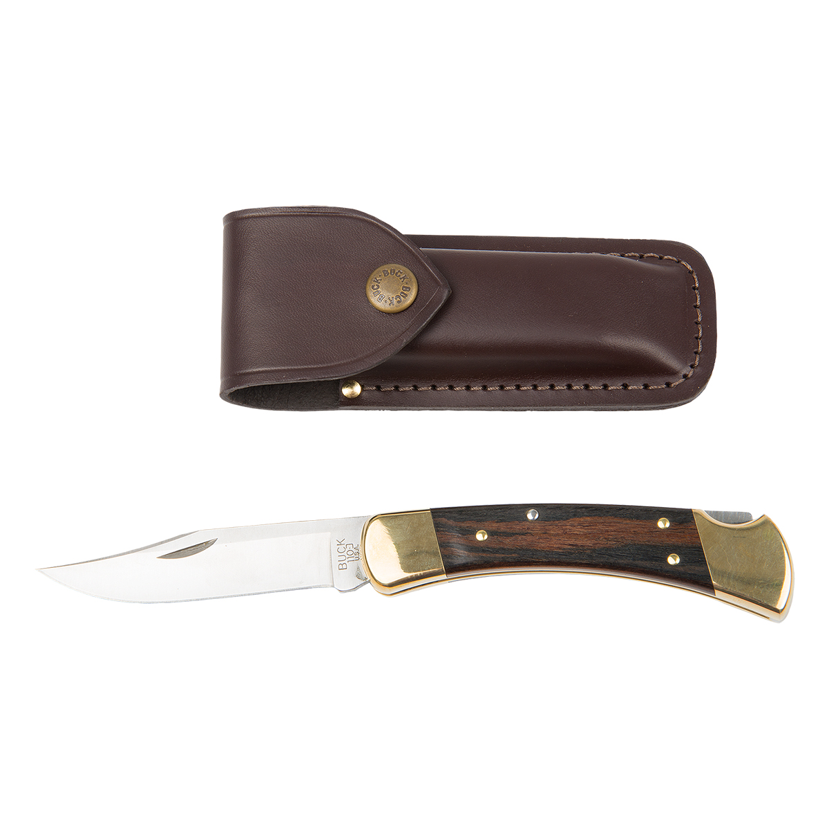 Buck Taschenmesser Folding Hunter 110 im Pareyshop
