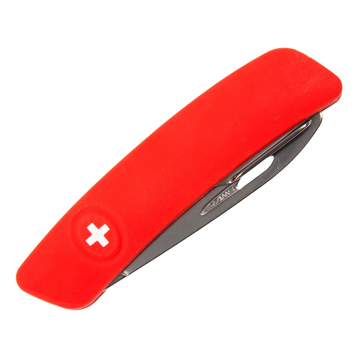 SWIZA Kindermesser J02 Rot im Pareyshop