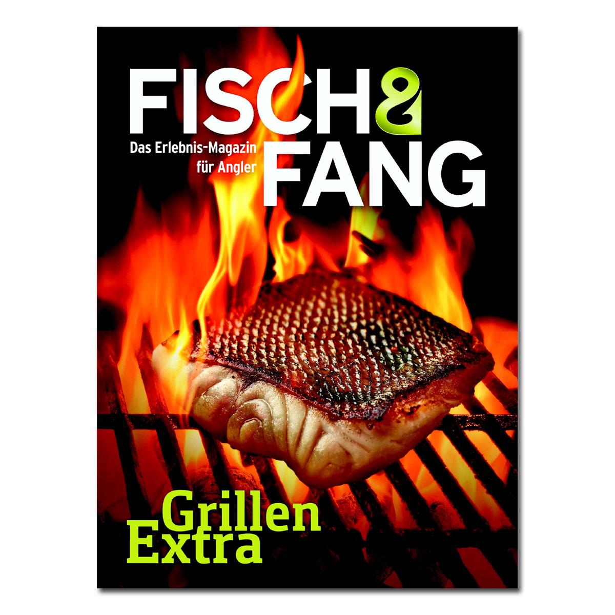 Grillen Extra (FISCH & FANG Sonderdruck) im Pareyshop