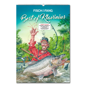 FISCH & FANG Best of Klavinius Kalender 2018 im Pareyshop