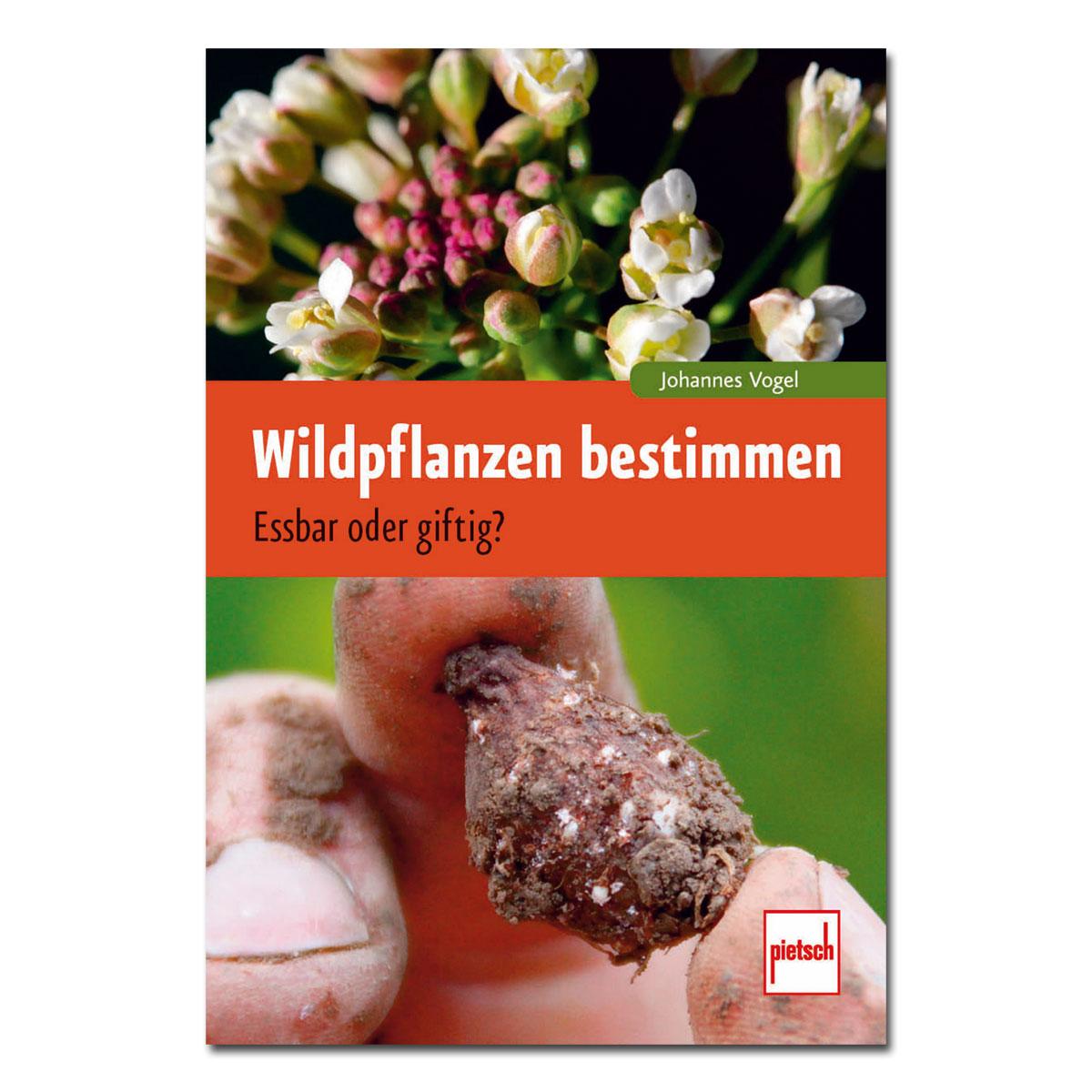 Wildpflanzen bestimmen - Essbar oder giftig? im Pareyshop