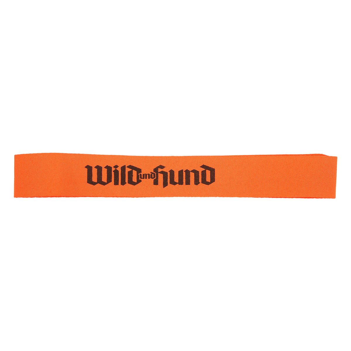 WILD UND HUND Edition: Hutband orange im Pareyshop