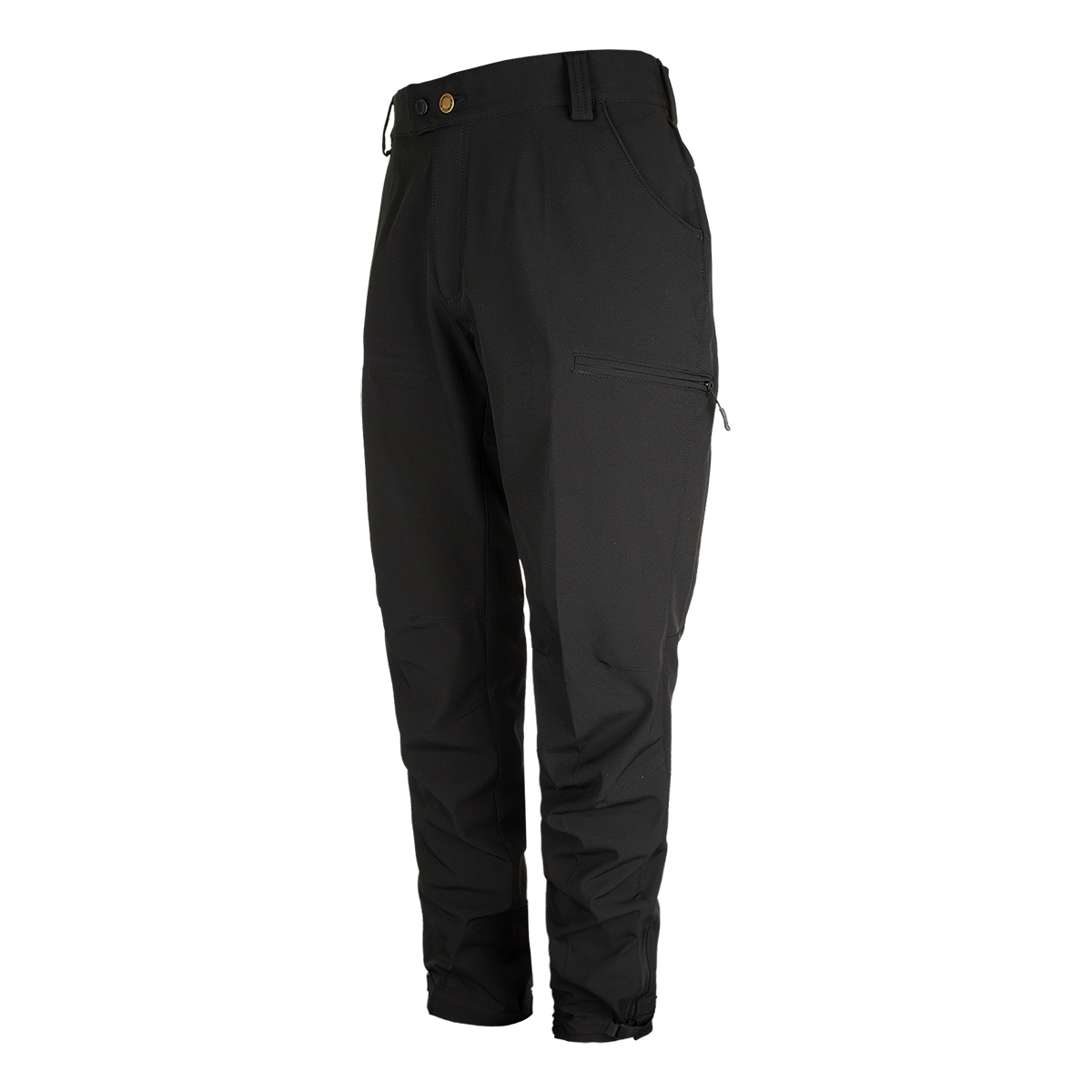 Pinewood Hose Wildmark Stretch Shell Schwarz im Pareyshop