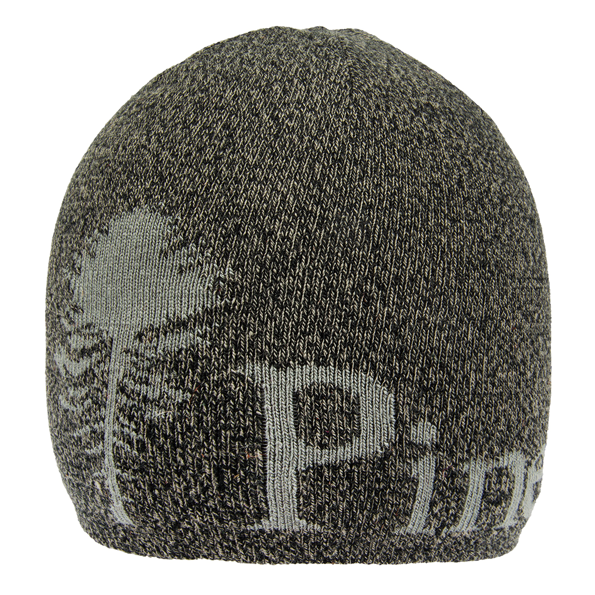 83400e0b3e21 Pinewood Mütze meliert Schwarz Grau im Pareyshop