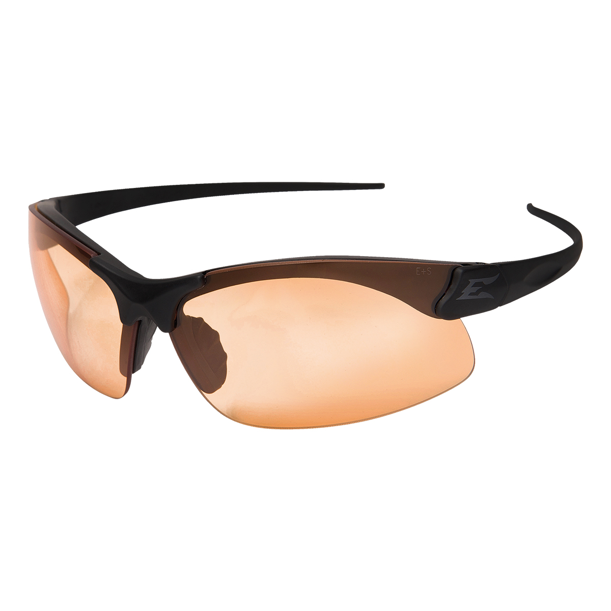 Schießbrille Edge Tactical Safety Orange Brille im Pareyshop