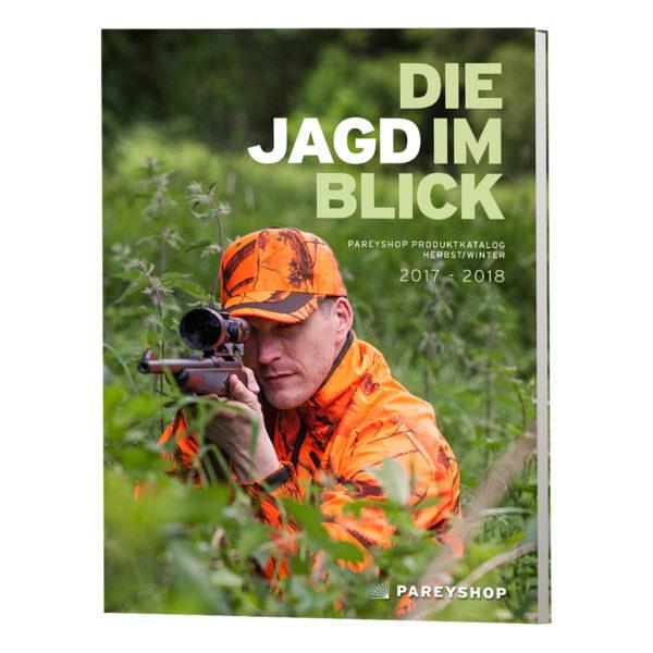 """Pareyshop Produktkatalog """"Die Jagd im Blick"""" 2017-2018 im Pareyshop"""