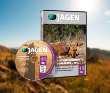 JAGEN WELTWEIT Film-Edition