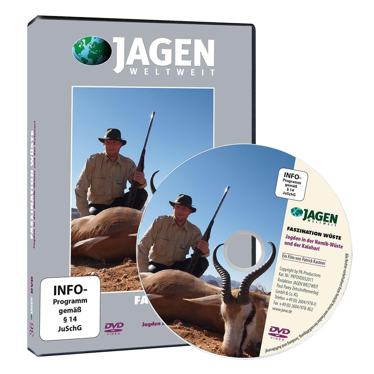 Faszination Wüste (DVD)