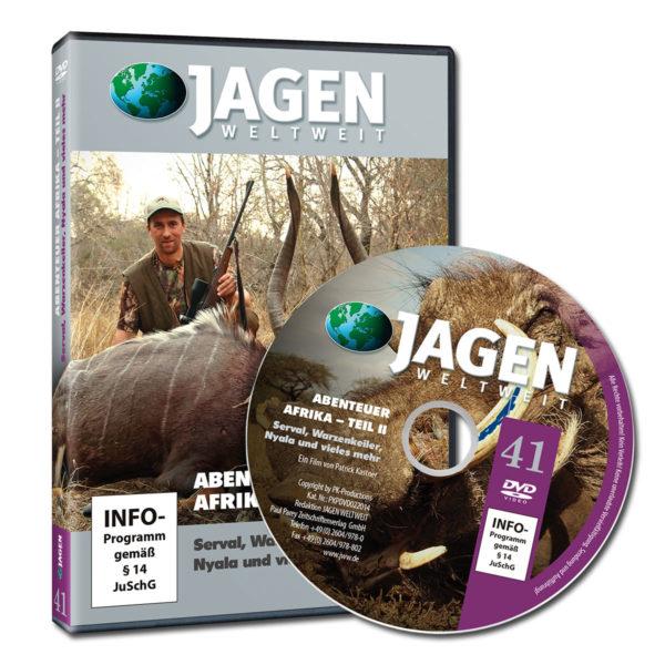 Abenteuer Afrika - Teil II (DVD)