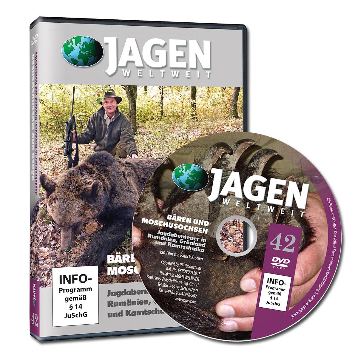 Bären und Moschusochsen (DVD)