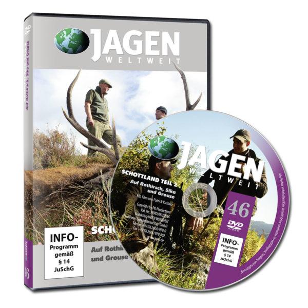 Schottland (Teil 2) - JWW DVD Nr. 46 im Pareyshop