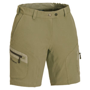 Pinewood Damen Wildmark Stretch Shorts khaki im Pareyshop