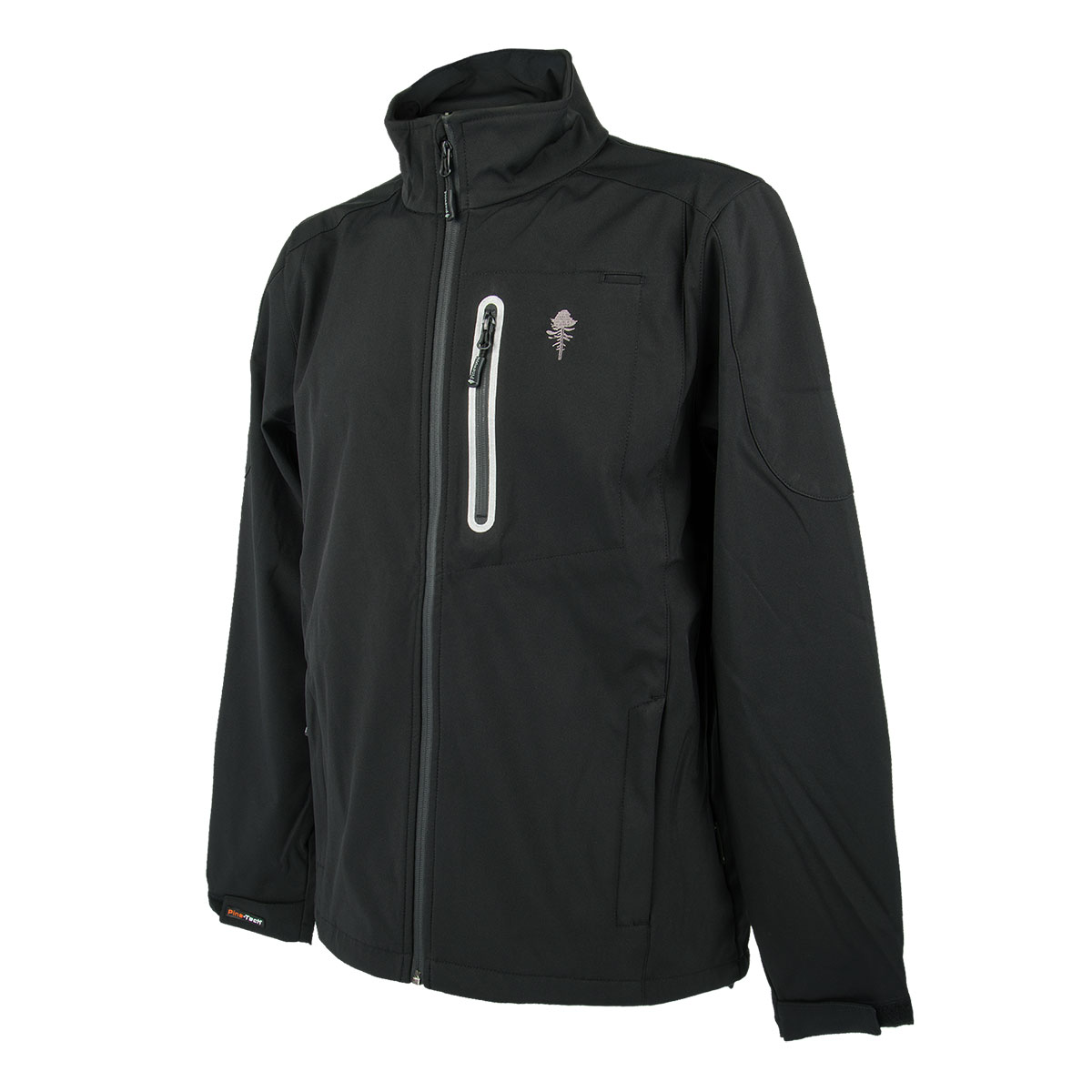 Pinewood Jacke Wildmark Stretch Shell schwarz im Pareyshop