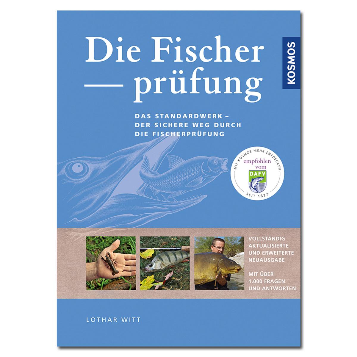 Die Fischerprüfung - Das Standardwerk - Der sichere Weg durch die Fischerprüfung im Pareyshop