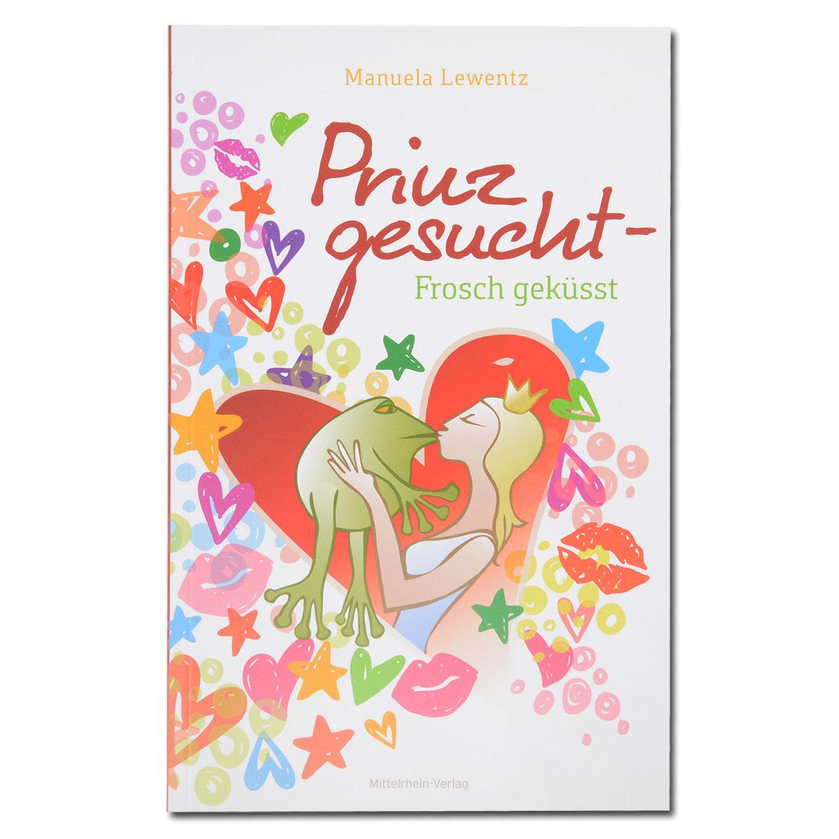 Prinz gesucht - Frosch geküsst im Pareyshop