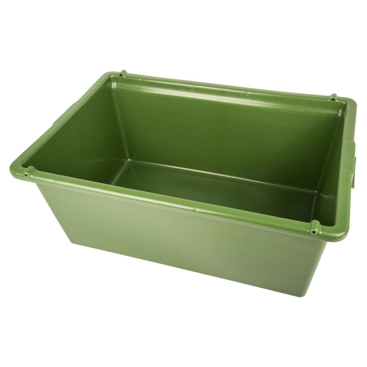 Wildwanne 80 Liter (lebensmittelecht) Grün im Pareyshop