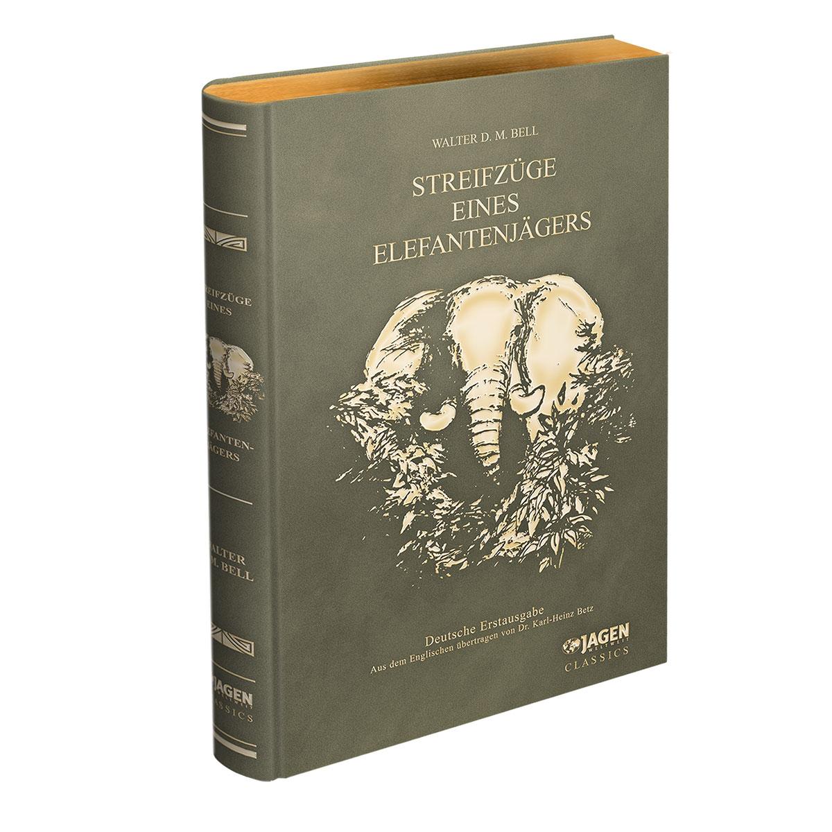 JAGEN WELTWEIT Classics Band 9: Streifzüge eines Elefantenjägers im Pareyshop