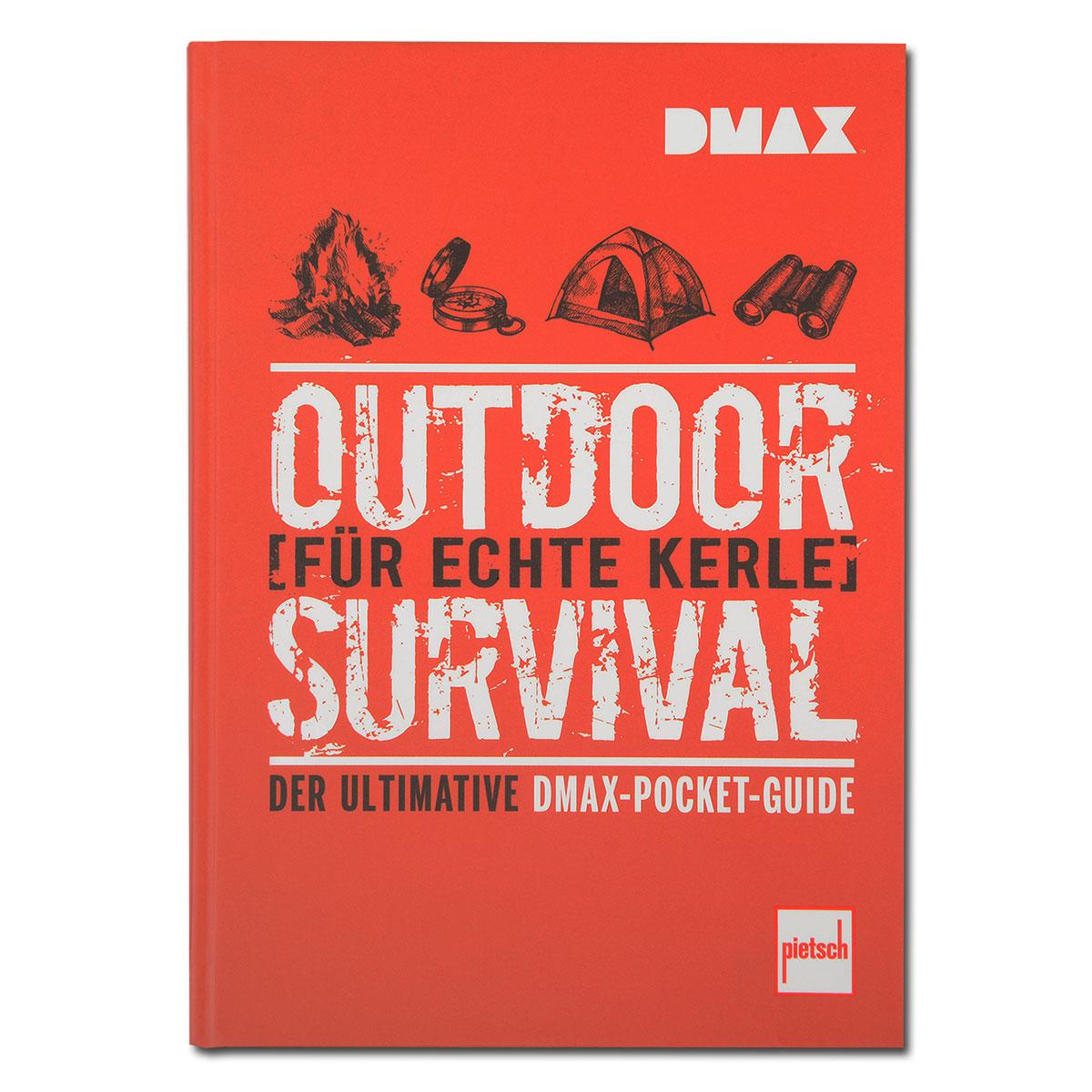 DMAX Outdoor Survival für echte Kerle im Pareyshop
