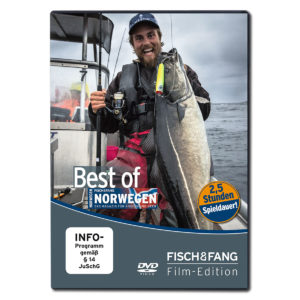 Best of Norwegen - FISCH & FANG Film-Edition (DVD) im Pareyshop