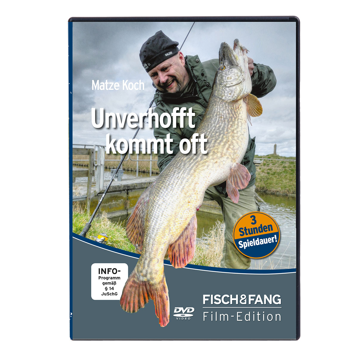 Matze Koch - Unverhofft kommt oft (DVD) im Pareyshop