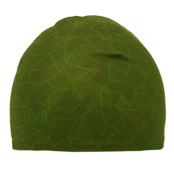 BUFF Hat (Mütze) Block Camo Green im Pareyshop
