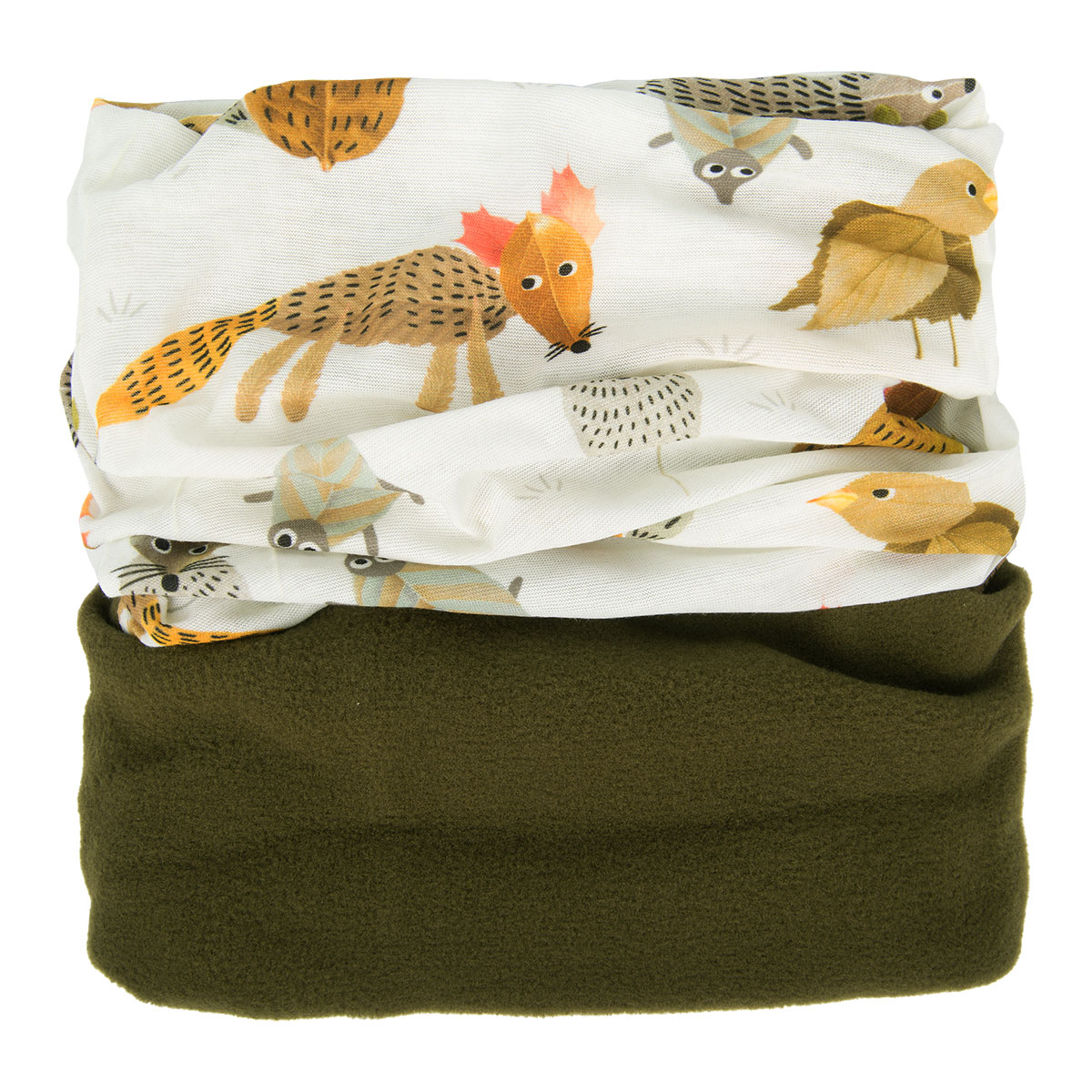 BUFF Polar Kids Forest Animals Cru Military im Pareyshop