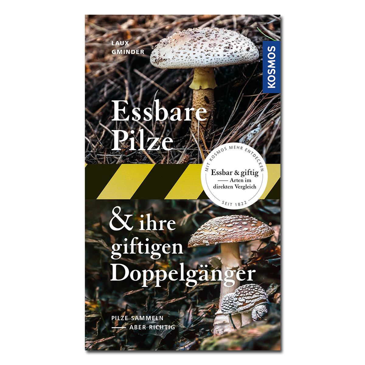 Essbare Pilze & ihre giftigen Doppelgänger im Pareyshop