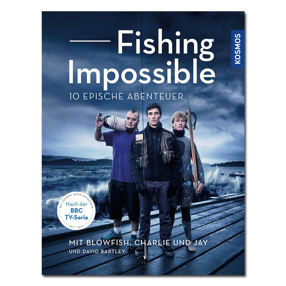 Fishing Impossible - 10 epische Abenteuer im Pareyshop
