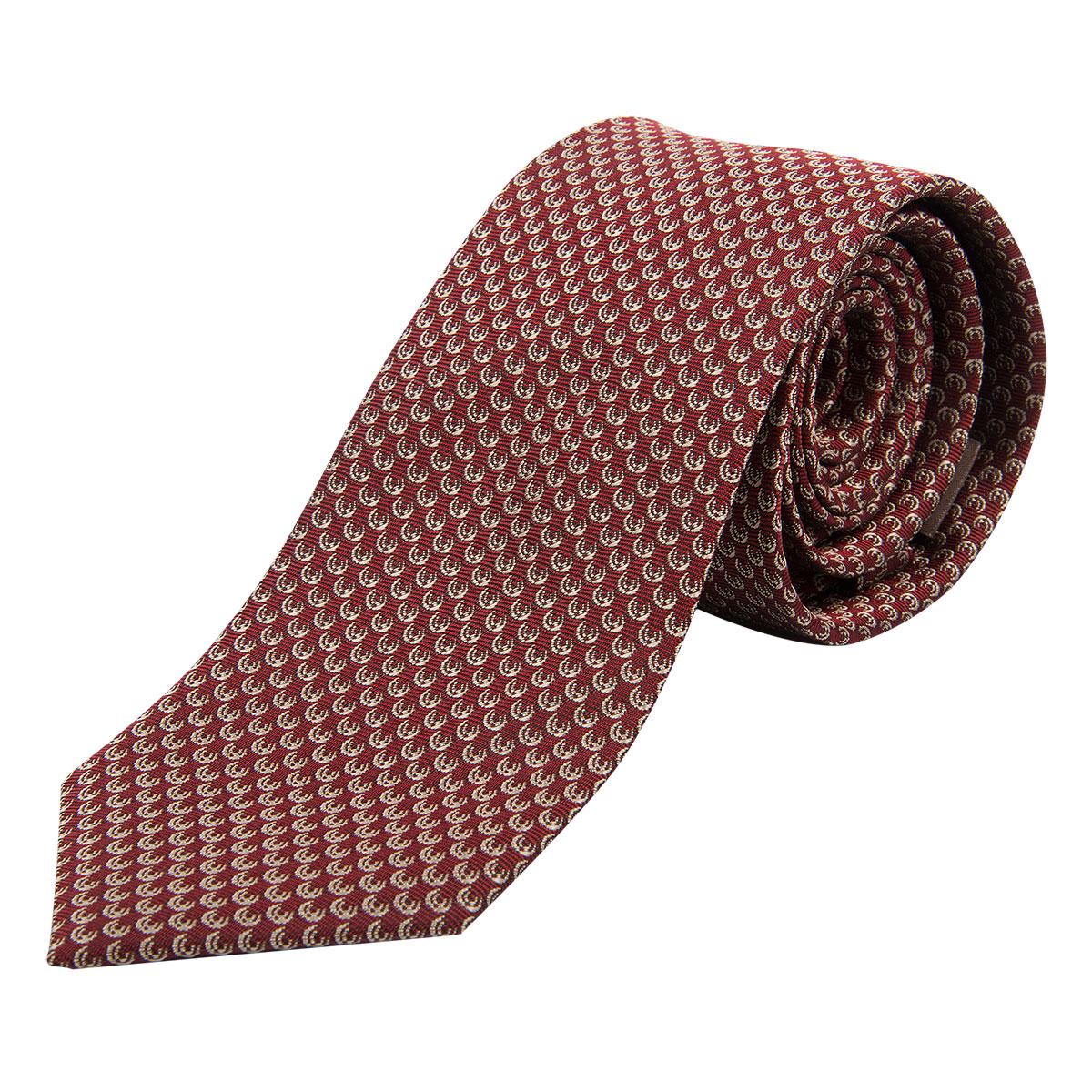 """KEYLER Krawatte """"Basse"""" Rot im Pareyshop"""