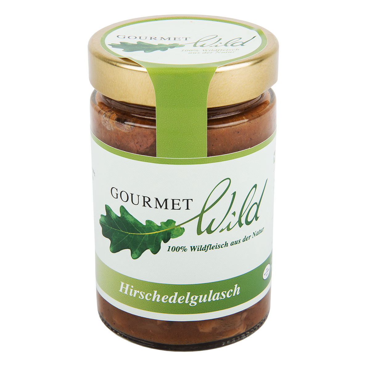 GOURMET WILD - Hirsch-Edelgulasch im Pareyshop