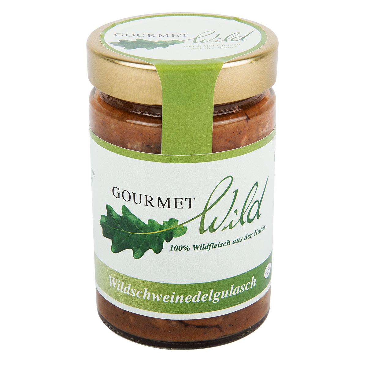 GOURMET WILD - Wildschwein-Edelgulasch im Pareyshop