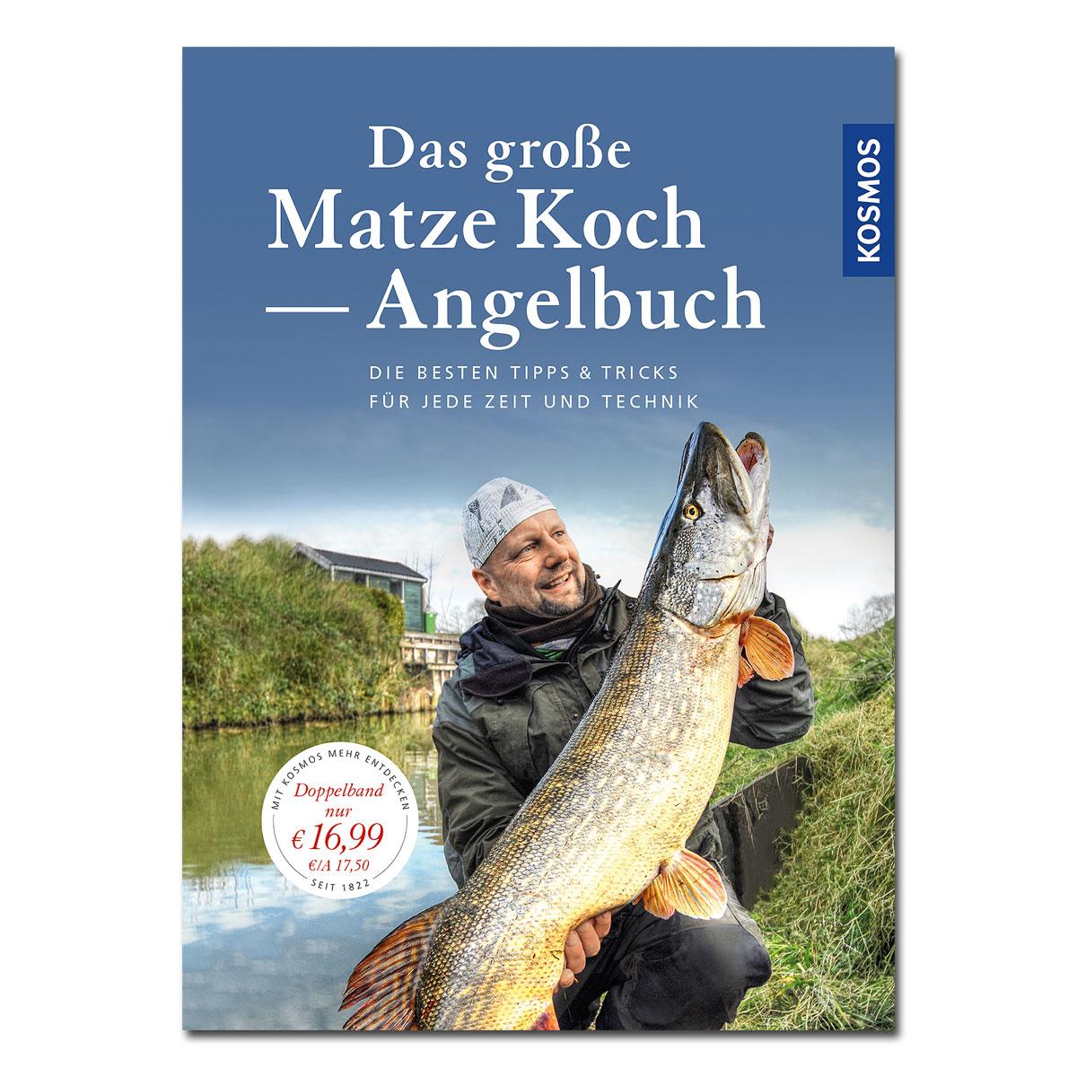 Das große Matze Koch Angelbuch im Pareyshop