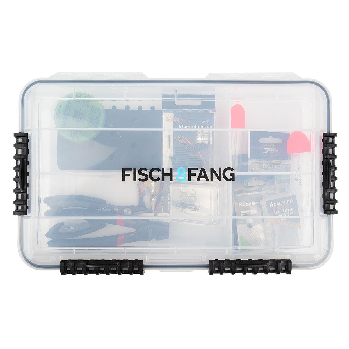 FISCH & FANG Edition: Hecht-Naturköderbox im Pareyshop