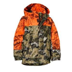 SWEDTEAM Ridge Junior Jacke Desolve Veil/Fire im Pareyshop