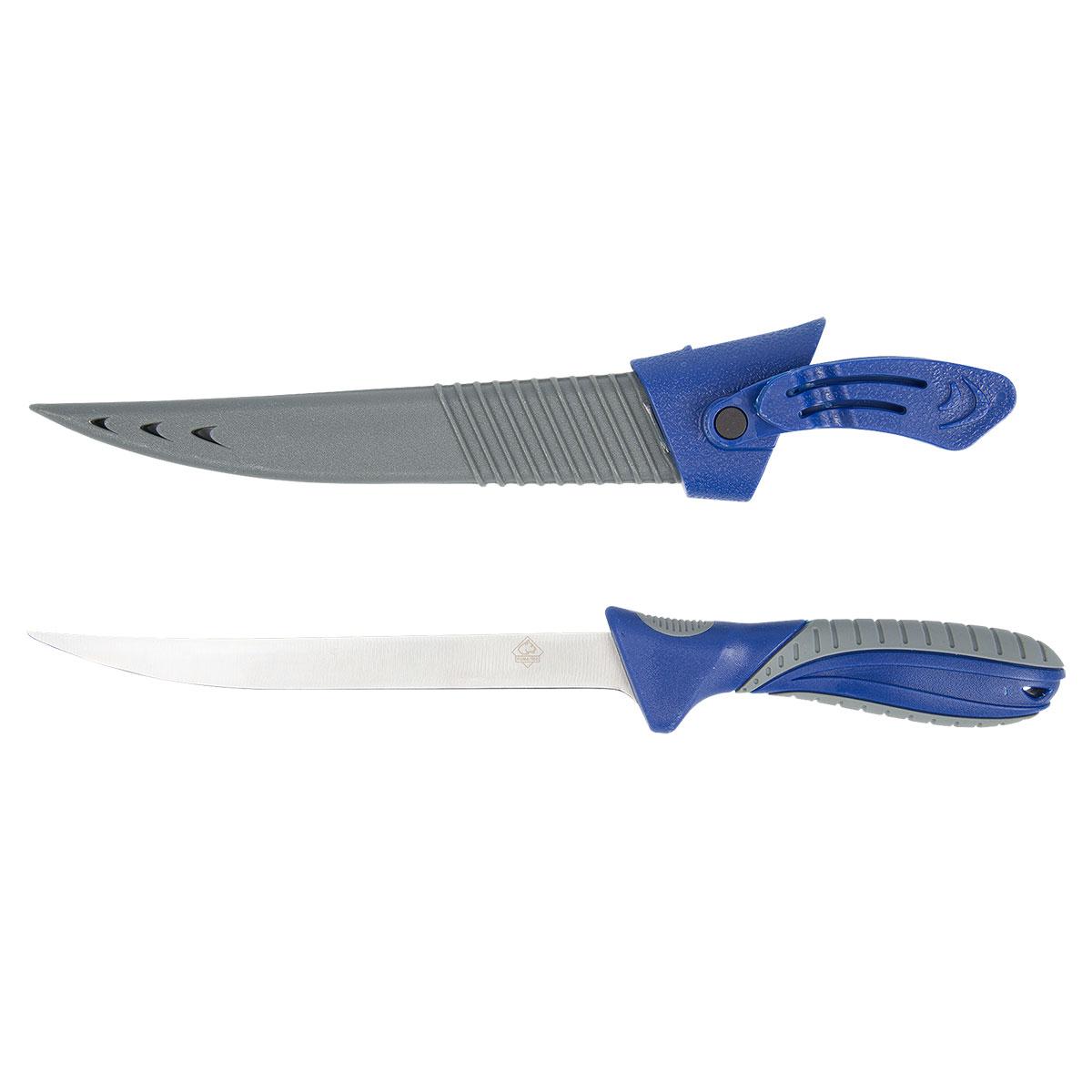 Puma Tec Filetiermesser Blau 18 cm (301318) im Pareyshop