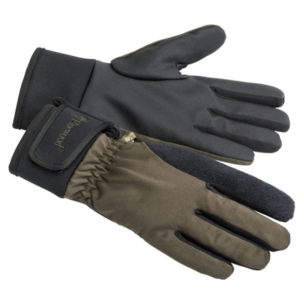 Pinewood Handschuhe Reswick Extreme Suede Braun im Pareyshop