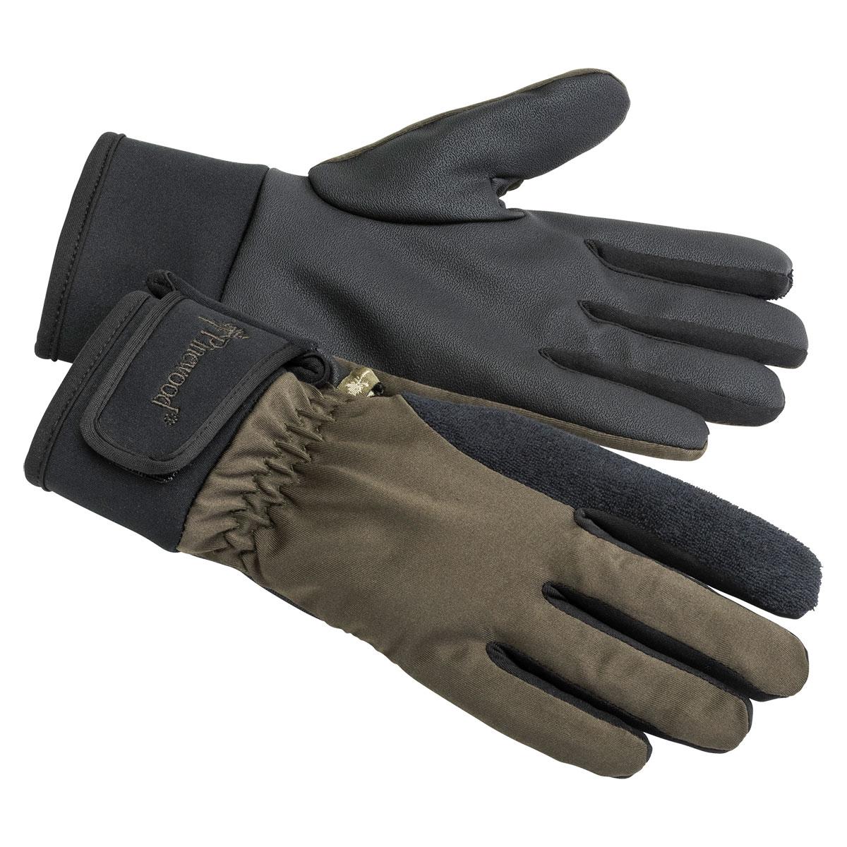 25657a7dddda Pinewood Handschuhe Reswick Extreme Suede Braun - Pareyshop.de