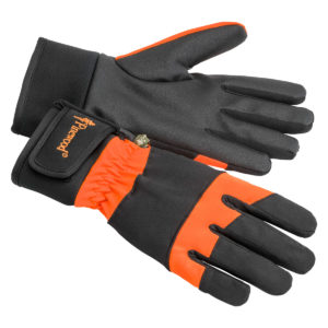 Pinewood Hunter Extreme Jagd-Handschuh Orange/Schwarz im Pareyshop