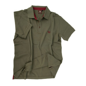 KEYLER Poloshirt Herren Olivgrün im Pareyshop