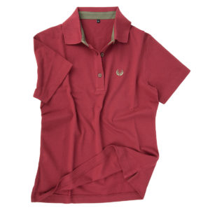 KEYLER Poloshirt Damen Beere im Pareyshop