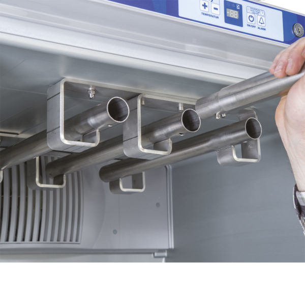 Flex-Rohrbahnsystem für Landig Wildkühlschränke im Pareyshop
