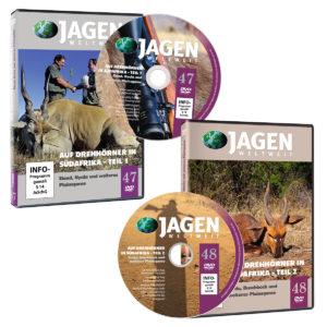 Drehhörner-DVD Set im Pareyshop