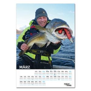Anglerkalender 2019 im Pareyshop