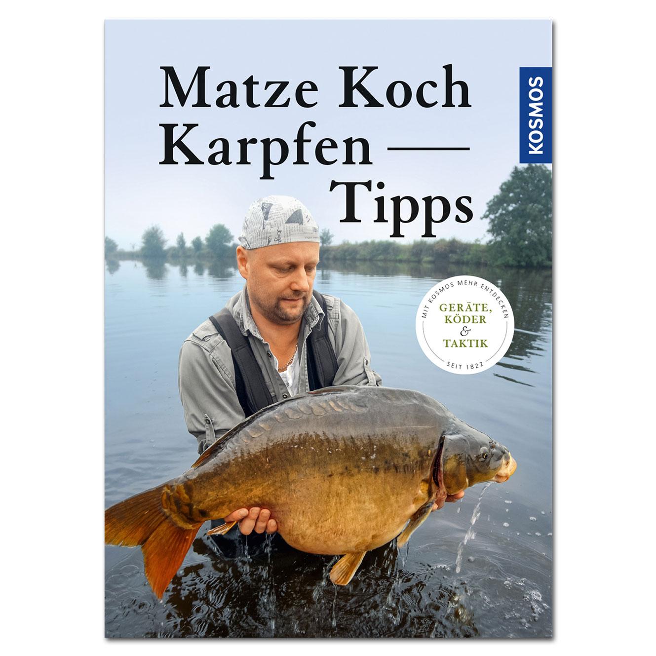 Matze Kochs Karpfen-Tipps im Pareyshop