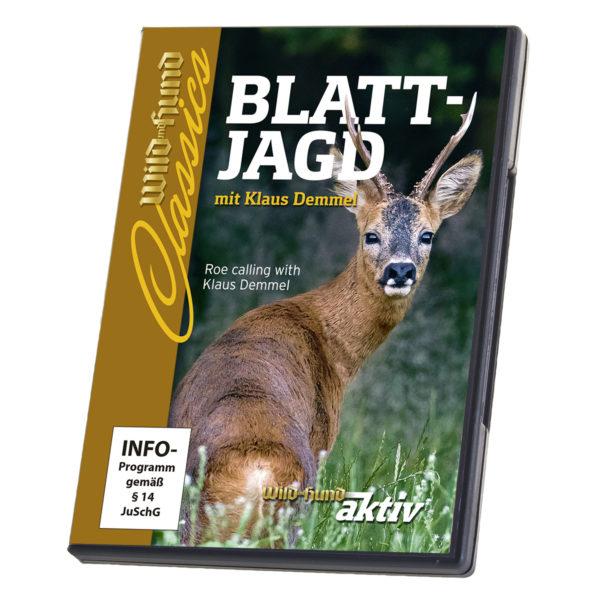 WILD UND HUND Edition: Blattjagd mit Klaus Demmel (DVD) im Pareyshop