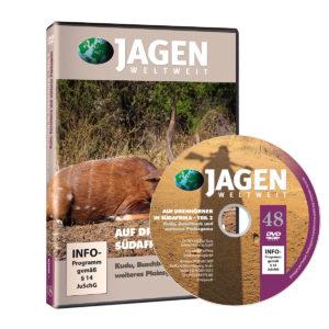 Auf Drehhörner in Südafrika (Teil 2) - JWW DVD Nr. 48 im Pareyshop
