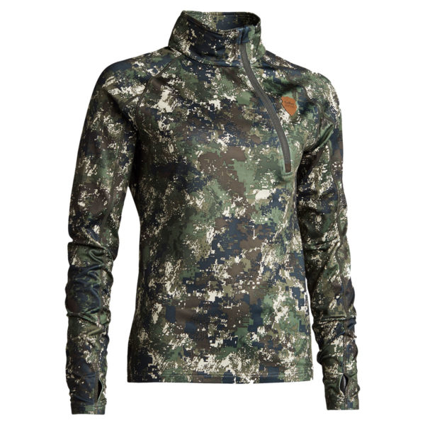 Northern Hunting Damen Camo-Fleecepullover Embla im Pareyshop
