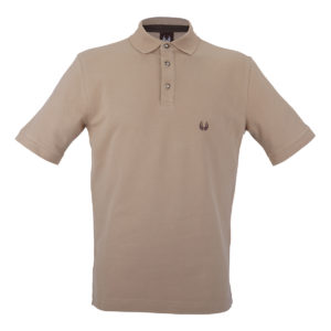 KEYLER Poloshirt Herren Sand im Pareyshop