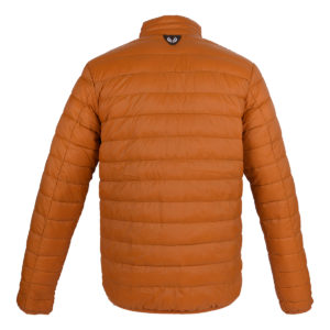 "KEYLER Steppjacke ""Wildgans"" Orange im Pareyshop"